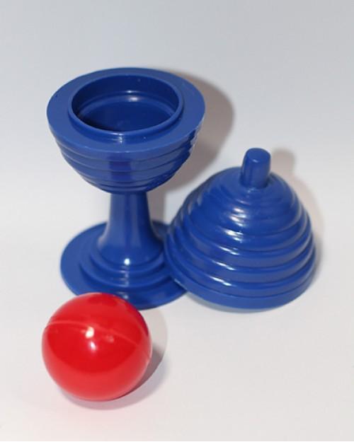 Pokal z žogico