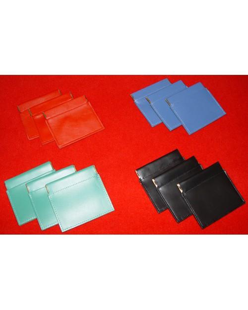 Barvne mentalne denarnice (3 denarnice)