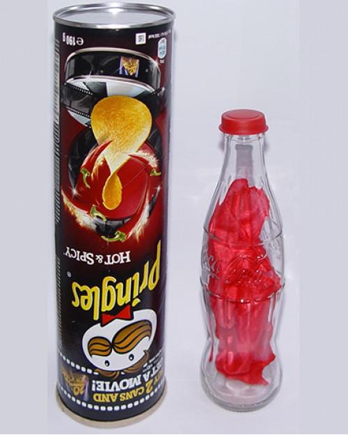 Pringles Cola - silk