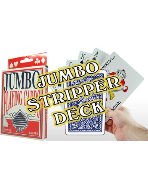 Jumbo Stripper deck