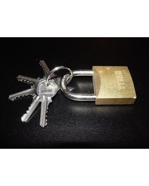 Mentalna ključavnica - obešanka