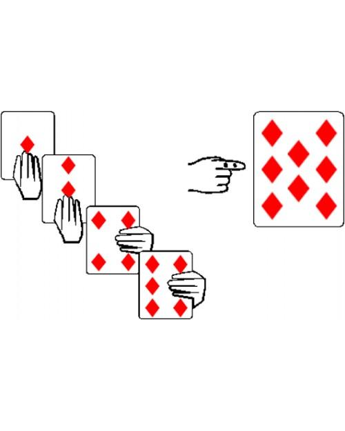 Multi pip karta