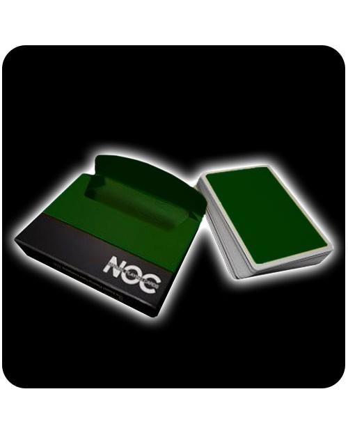 NOC Deck igralne karte zelene
