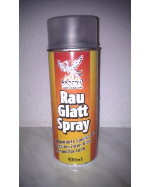 Gladko-hrapav spray