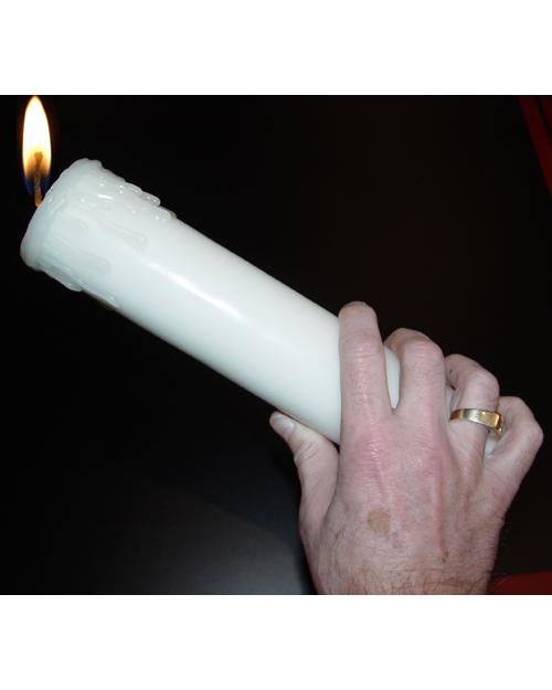 Samovžigna velika sveča - daljinski vžig