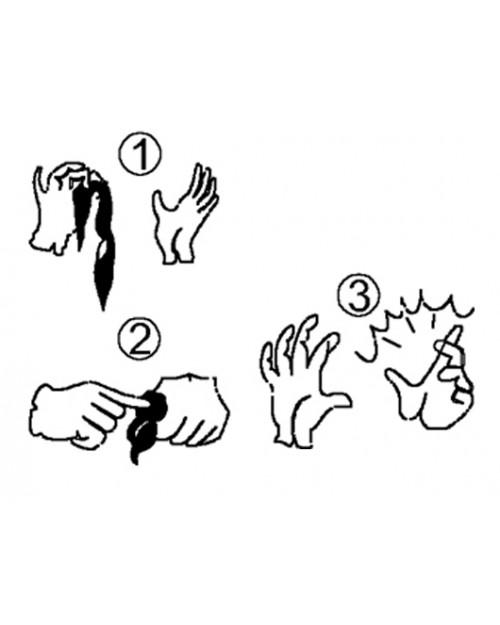 Izginjajoča rutka (Thumb tip)