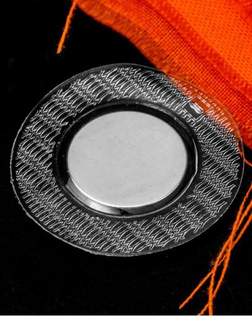 Magnet Supermočan okrogli za všivanje, premera 18 mm x 2 mm
