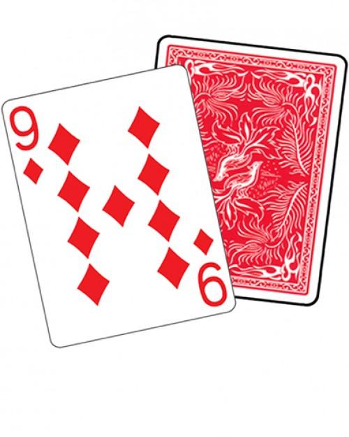 Parlor Stripper Deck (Jumbo konusne karte)